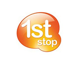 Logo for 1st Stop