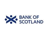 Logo of Bank of Scotland