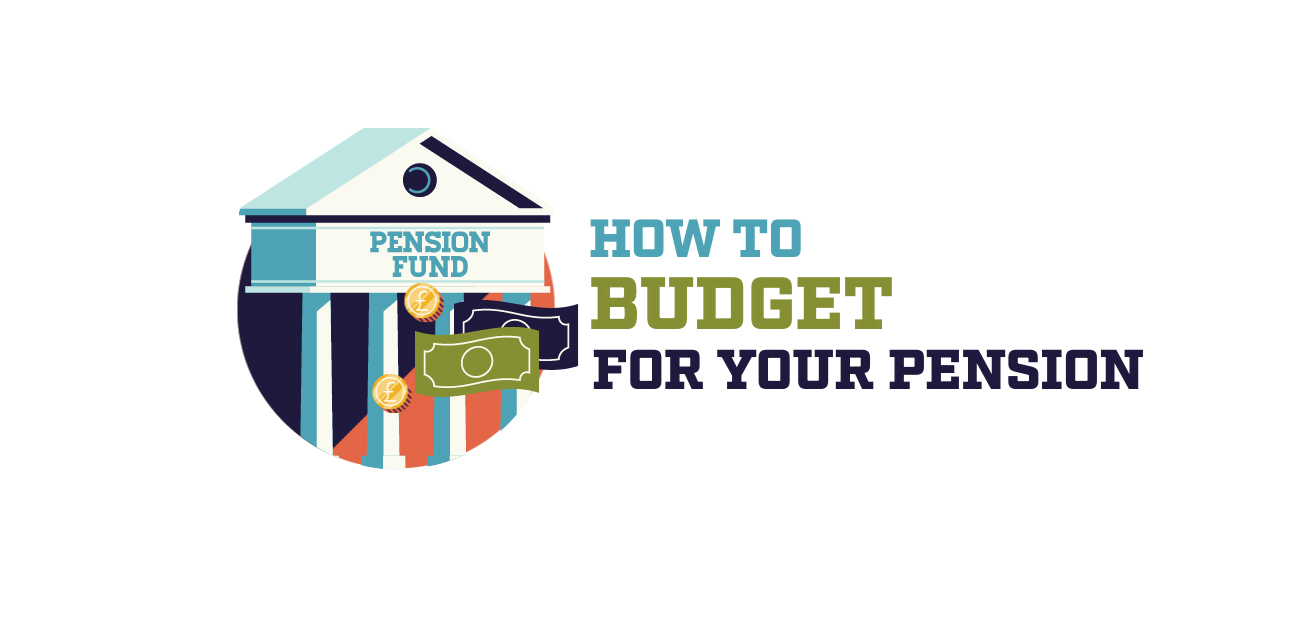 Budget for your pension