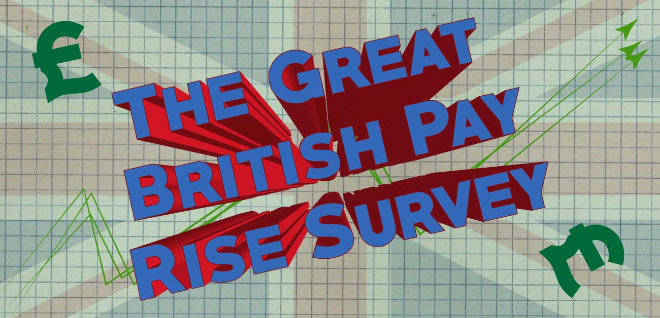 The Great British Pay Rise Survey image