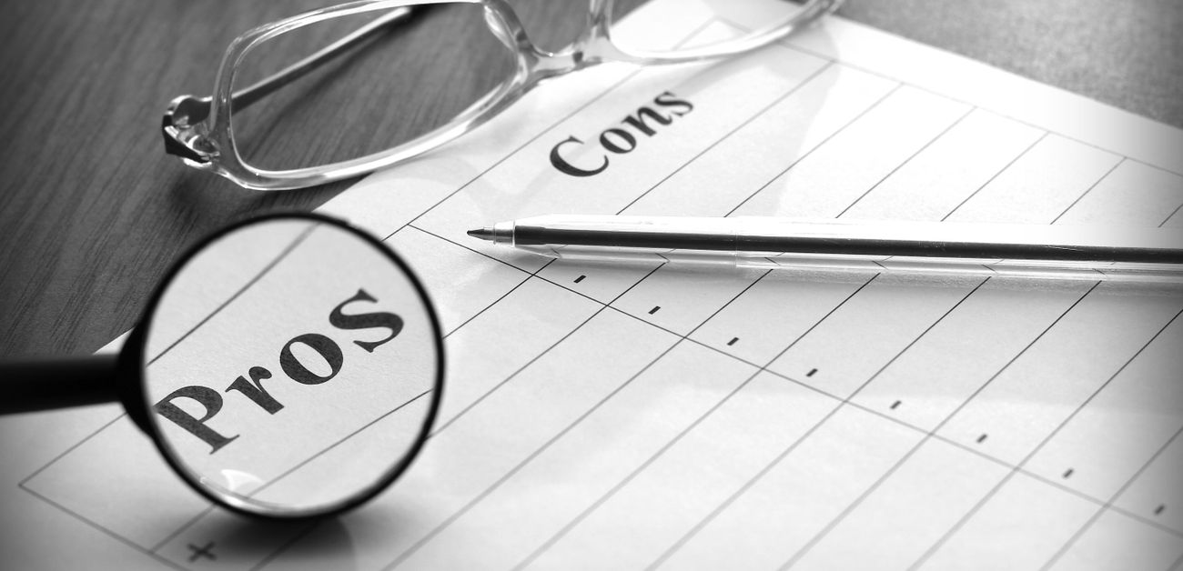 Pros and cons of guarantor loans