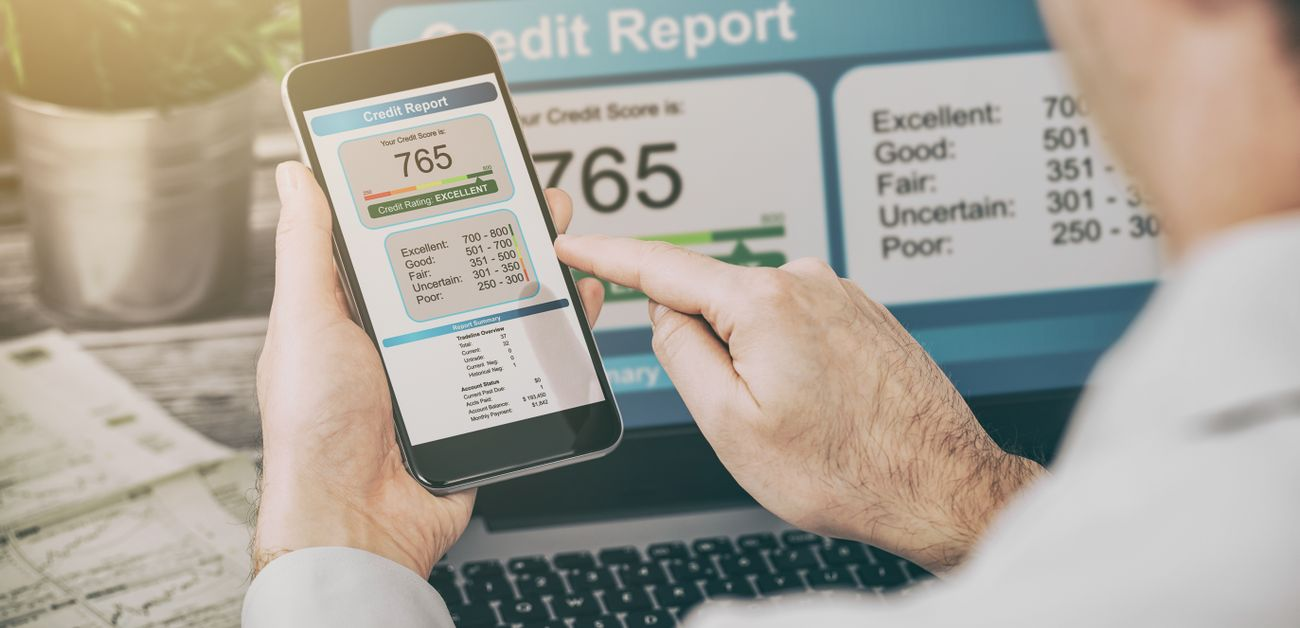 Understanding your credit score image